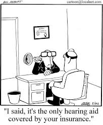 Insuracne and Hearing Aids