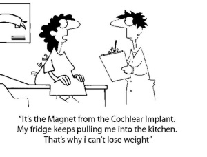 CI magnet