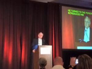 HLAA's Keynote Speaker: Senator Tom Harkin