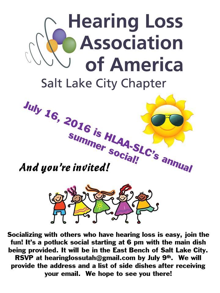 2016 summer social